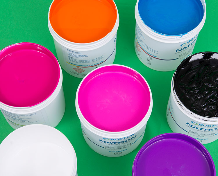 Silicone Ink, natron™ se silicone ink - Boston Industrial Solutions