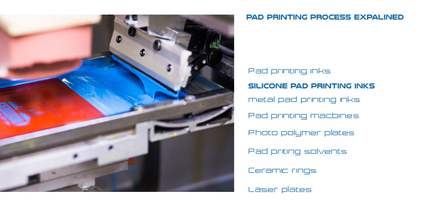 Pad Printing process explained | Boston Industrial Solutions, Inc