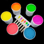 Natron SE Series Neon Silicone inks