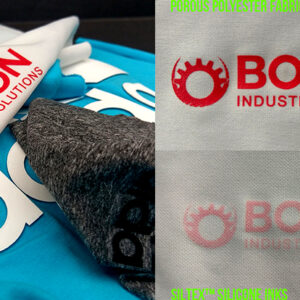 Natron SilTex silicone inks for screen printing - Boston Industrial Solutions