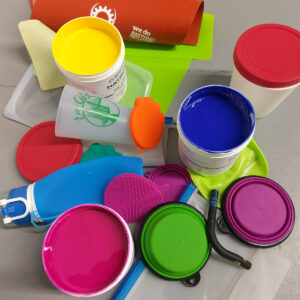 silicone ink for printing silicone rubber - Natron SE Series - Boston Industrial Solutions