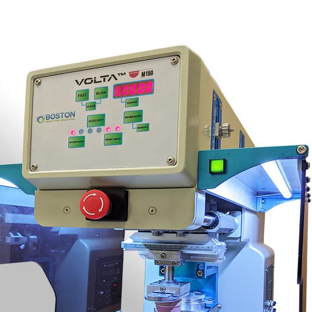 Volta™ M150 1-Color pad printer