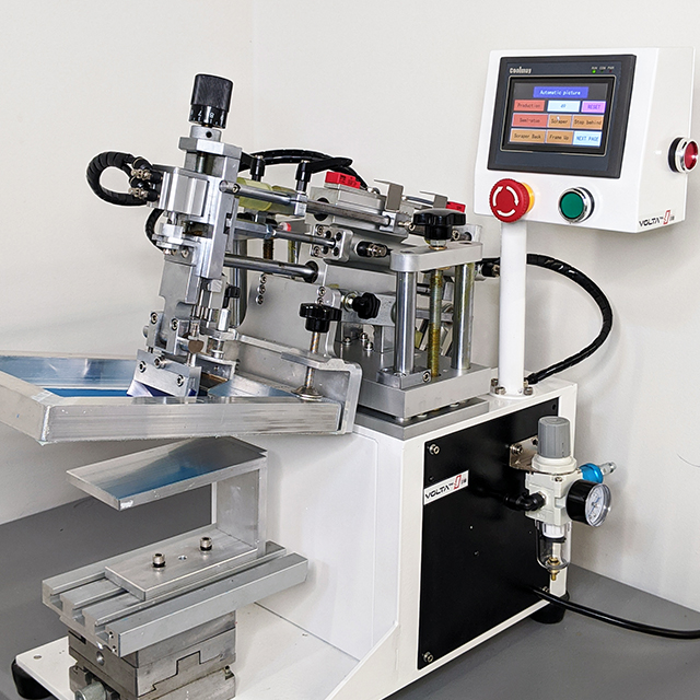 Boston Industrial Solutions, Inc. Releases Volta™ S150 face mask printing machine