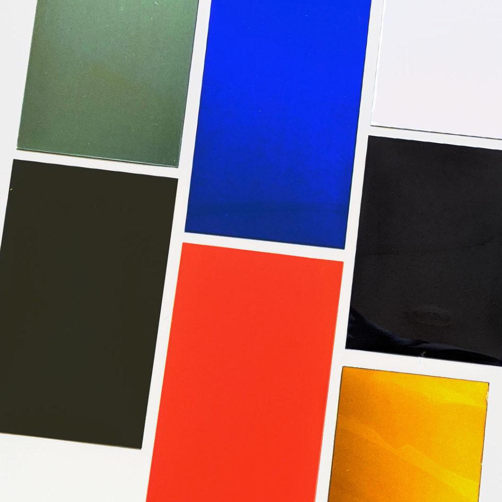 photo-sensitive and laser pad printing plates